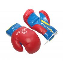 Zestaw bokserski dla dzieci SPARTAN SPORT worek, rękawice 8oz, kask,producent: SPARTAN SPORT, zdjecie photo: 4 | online shop klu