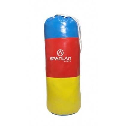 Zestaw bokserski dla dzieci SPARTAN SPORT worek, rękawice 8oz, kask,producent: SPARTAN SPORT, zdjecie photo: 5 | online shop klu