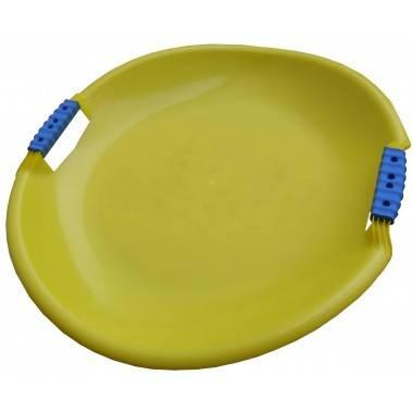 Misa ślizgowa do zjazdów TORNADO SUPER średnica 54cm żółta,producent: STAYER SPORT, photo: 1