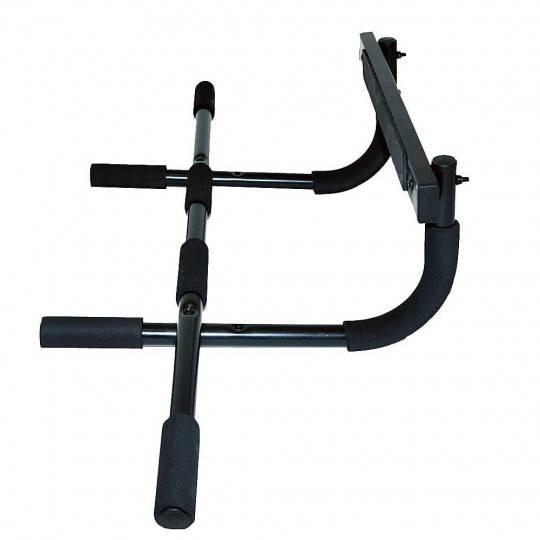 Drążek do podciągania wielofunkcyjny PU1217 montaż do drzwi  - 1 | klubfitness.pl | sprzęt sportowy sport equipment