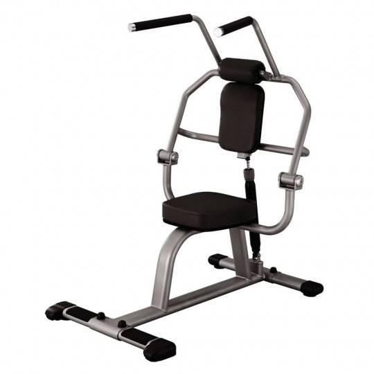 Trening obwodowy CAB1000 STEELFLEX BLACK mięśnie brzucha STEELFLEX - 1 | klubfitness.pl