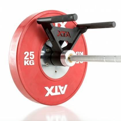 Uchwyt podwójny na gryf ATX® TBR-PAL-H28 T-Bar wiosłowanie,producent: ATX, zdjecie photo: 8 | online shop klubfitness.pl | sprzę
