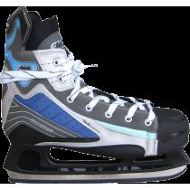 Łyżwy hokejowe NILS NH550S sznurowane NILS - 5 | klubfitness.pl