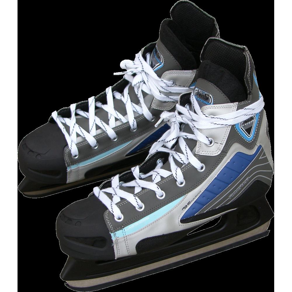 Łyżwy hokejowe NILS NH550S sznurowane NILS - 1 | klubfitness.pl