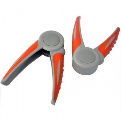 Ściskacz do rąk INSPORTLINE 2 szt pomarańczowo-szary,producent: INSPORTLINE, photo: 1