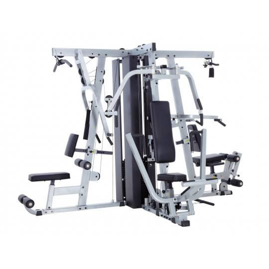 Atlas do ćwiczeń BODY-SOLID EXM4000S trzystanowiskowy,producent: BODY-SOLID, photo: 1