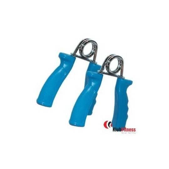 Ściskacz do rąk INSPORTLINE 2 szt uchwyt twardy niebieski,producent: INSPORTLINE, photo: 1