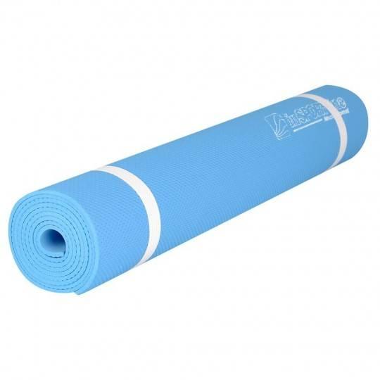 Mata do ćwiczeń 173x60x0,4 cm INSPORTLINE EVA niebieska,producent: INSPORTLINE, photo: 1