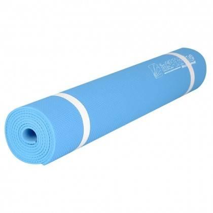 Mata do ćwiczeń 173x60x0,4 cm INSPORTLINE EVA niebieska Insportline - 1   klubfitness.pl