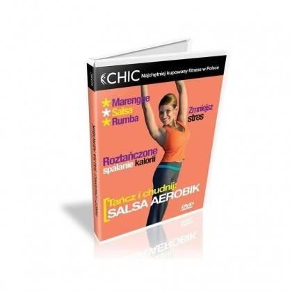 Ćwiczenia instruktażowe DVD Tańcz i Chudnij: Salsa Aerobik,producent: MayFly, photo: 2