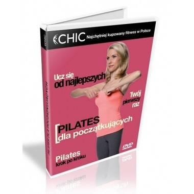Ćwiczenia instruktażowe DVD Pilates Dla Początkujących,producent: MayFly, photo: 1