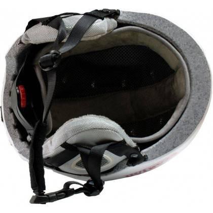 Kask narciarski snowboardowy regulowany SPARTAN SPORT biały,producent: , photo: 4