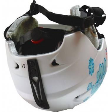 Kask narciarski snowboardowy regulowany SPARTAN SPORT biały,producent: , photo: 5