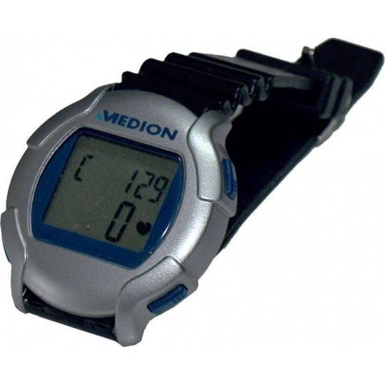 Zegarek z pulsometrem MEDION,producent: , zdjecie photo: 1   online shop klubfitness.pl   sprzęt sportowy sport equipment