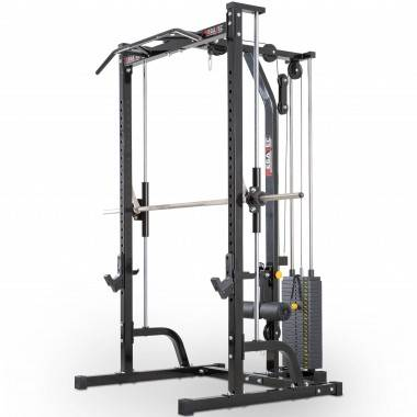 Suwnica Smith'a z wyciągiem 115kg MegaTec MT-MP-10+LMO-SW Multipress,producent: MegaTec, zdjecie photo: 11 | online shop klubfit