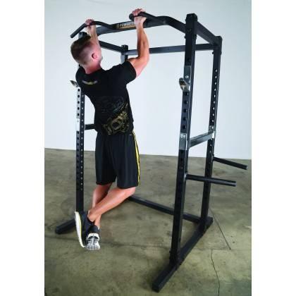 Klatka treningowa Powertec WB-PR15 Black | power rack | podpory drążek,producent: Powertec, zdjecie photo: 4 | online shop klubf