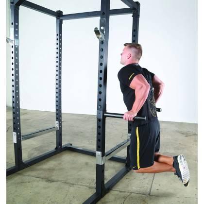 Klatka treningowa Powertec WB-PR15 Black | power rack | podpory drążek,producent: Powertec, zdjecie photo: 5 | online shop klubf
