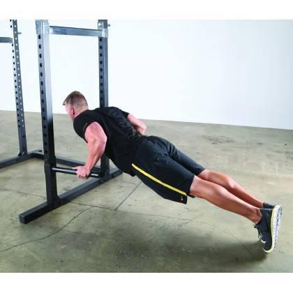 Klatka treningowa Powertec WB-PR15 Black | power rack | podpory drążek,producent: Powertec, zdjecie photo: 6 | online shop klubf