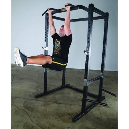 Klatka treningowa Powertec WB-PR15 Black | power rack | podpory drążek,producent: Powertec, zdjecie photo: 7 | online shop klubf