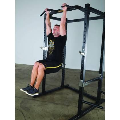 Klatka treningowa Powertec WB-PR15 Black | power rack | podpory drążek,producent: Powertec, zdjecie photo: 8 | online shop klubf