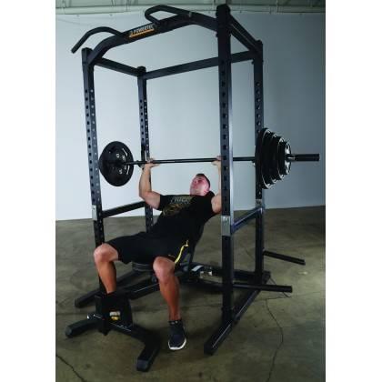 Klatka treningowa Powertec WB-PR15 Black | power rack | podpory drążek,producent: Powertec, zdjecie photo: 10 | online shop klub
