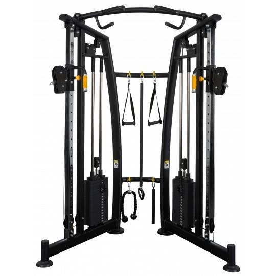 Brama treningowa narożna BARBARIAN LINE BBP-FT stosy 2x85kg,producent: BARBARIAN LINE, photo: 1