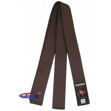 Pas do kimona brązowy BUSHINDO różne długości,producent: BUSHINDO, photo: 1