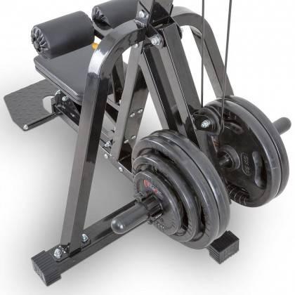 Stanowisko na mięśnie najszersze grzbietu MEGATEC MT-LMZ-10 30mm,producent: MEGATEC, photo: 9