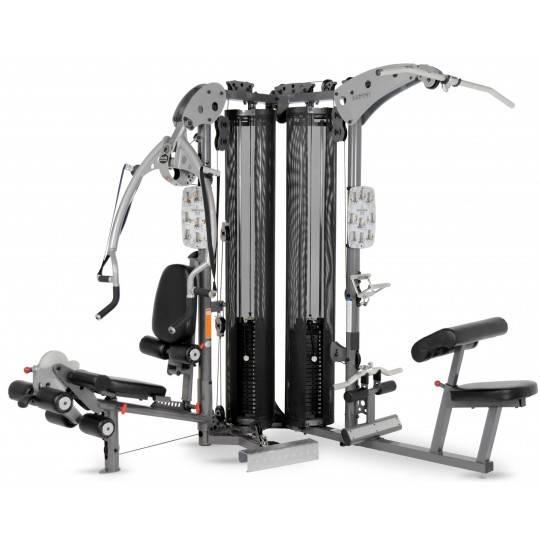 Atlas treningowy wielofunkcyjny INSPIRE M5 stos 2x94,5kg,producent: INSPIRE, photo: 1
