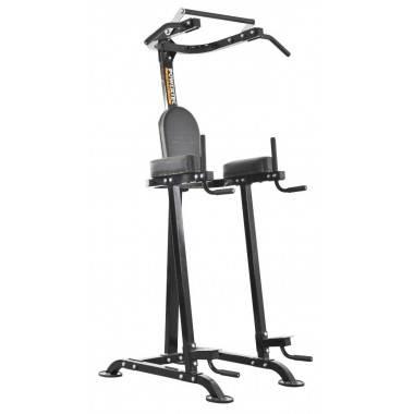 Poręcze stacjonarne na mięśnie brzucha POWERTEC P-BT13 z drążkiem,producent: POWERTEC, photo: 1
