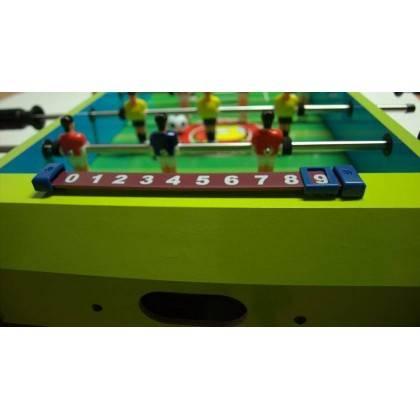 Stół do gry w piłkarzyki MINI SPARTAN SPORT zielony,producent: , photo: 4