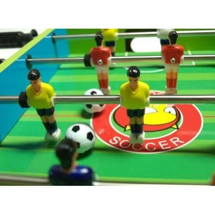 Stół do gry w piłkarzyki MINI SPARTAN SPORT zielony,producent: , photo: 5