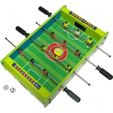 Stół do gry w piłkarzyki MINI SPARTAN SPORT zielony,producent: , photo: 3