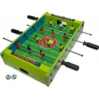 Stół do gry w piłkarzyki MINI SPARTAN SPORT zielony,producent: , photo: 2