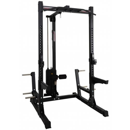 Brama half rack z wyciągiem Barbarian-Line BB-VP-35500 | stos 125kg,producent: Barbarian-Line, zdjecie photo: 1 | online shop kl