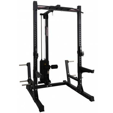 Brama half rack z wyciągiem Barbarian-Line BB-VP-35500 | stos 125kg,producent: Barbarian-Line, zdjecie photo: 3 | online shop kl