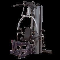 Atlas do ćwiczeń BODY-SOLID FUSION 600/2 wielofunkcyjny Body-Solid - 1