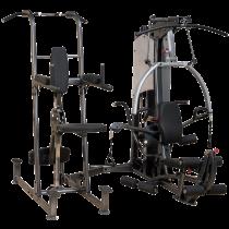 Atlas do ćwiczeń BODY-SOLID FUSION 600/2 wielofunkcyjny Body-Solid - 4