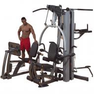 Atlas do ćwiczeń BODY-SOLID FUSION 600/2 wielofunkcyjny Body-Solid - 5
