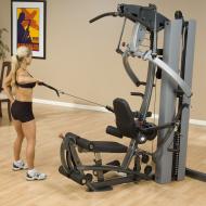 Atlas do ćwiczeń BODY-SOLID FUSION 600/2 wielofunkcyjny Body-Solid - 7
