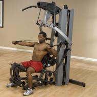 Atlas do ćwiczeń BODY-SOLID FUSION 600/2 wielofunkcyjny Body-Solid - 11