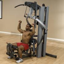 Atlas do ćwiczeń BODY-SOLID FUSION 600/2 wielofunkcyjny Body-Solid - 12