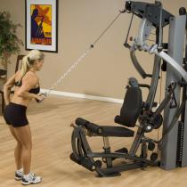 Atlas do ćwiczeń BODY-SOLID FUSION 600/2 wielofunkcyjny Body-Solid - 13