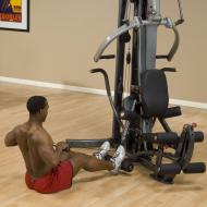 Atlas do ćwiczeń BODY-SOLID FUSION 600/2 wielofunkcyjny Body-Solid - 17