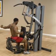 Atlas do ćwiczeń BODY-SOLID FUSION 600/2 wielofunkcyjny Body-Solid - 18