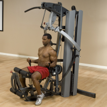 Atlas do ćwiczeń BODY-SOLID FUSION 600/2 wielofunkcyjny Body-Solid - 19