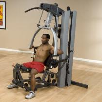 Atlas do ćwiczeń BODY-SOLID FUSION 600/2 wielofunkcyjny Body-Solid - 22