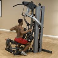 Atlas do ćwiczeń BODY-SOLID FUSION 600/2 wielofunkcyjny Body-Solid - 23