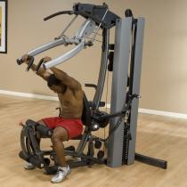 Atlas do ćwiczeń BODY-SOLID FUSION 600/2 wielofunkcyjny Body-Solid - 24