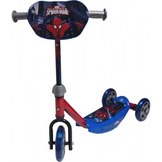 Hulajnoga trójkołowa Spider-Man 3-Wheel,producent: SPIDER-MAN, zdjecie photo: 1 | klubfitness.pl | sprzęt sportowy sport equipme